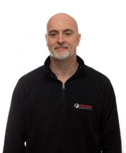 New Fraser CEO Bruce Clothier